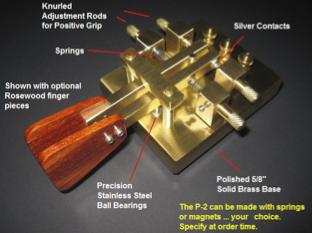 The CW keys I like to use | SV1OBT ham radio stuff